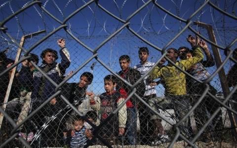 Ακόμη 30 αλλοδαποί αφέθηκαν ελεύθεροι από το κέντρο κράτησης Αμυγδαλέζας