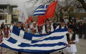 Η Ομογένεια της Αλβανίας αγωνίζεται για τη χρήση της ελληνικής γλώσσας