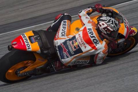 MotoGP Δοκιμές Sepang 2: Η Επιστροφή του Marquez στην κορυφή (photos)
