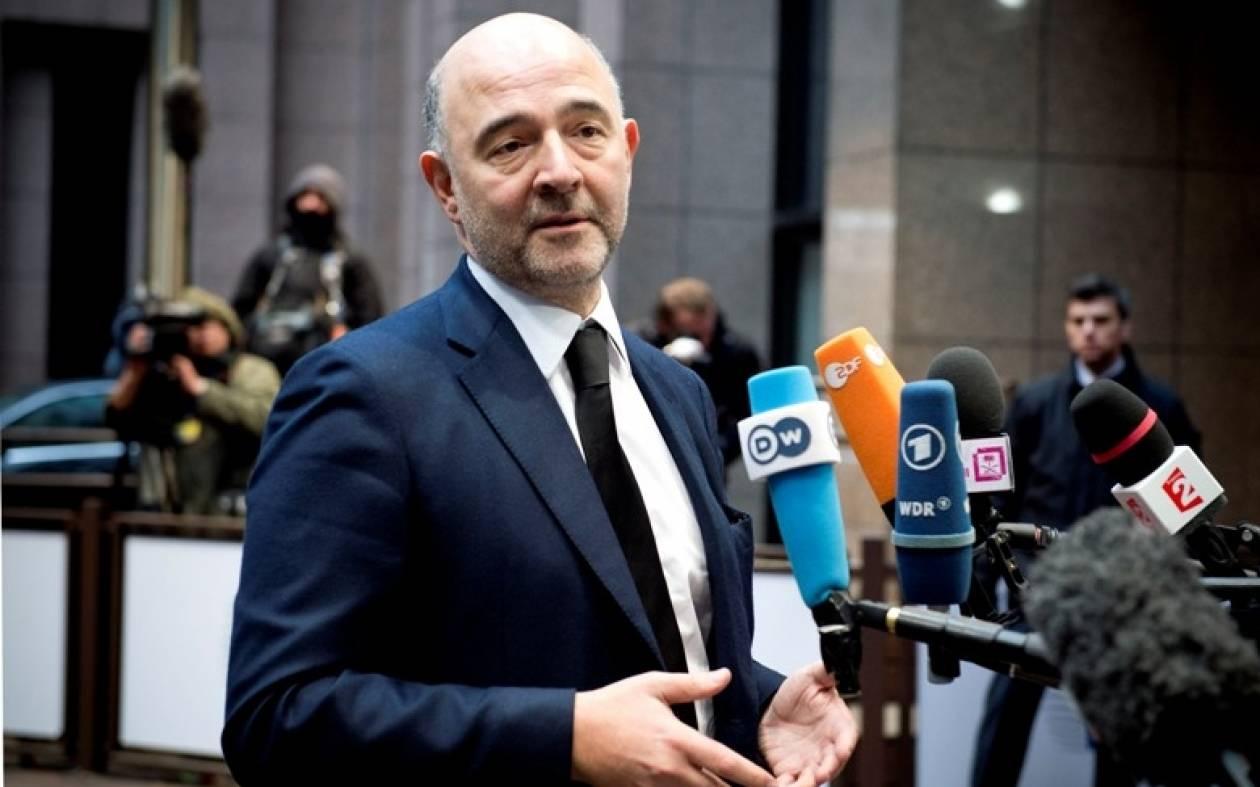 Μοσκοβισί: Οι εταίροι πρέπει να σεβαστούν την ετυμηγορία του ελληνικού λαού