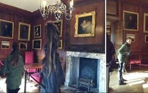 Φωτογράφισαν το φάντασμα της «Γκρίζας Κυρίας»; (photos)