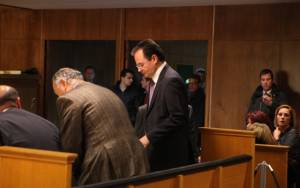 Δίκη Παπακωνσταντίνου: Δεν ήθελε να φωτογραφηθεί