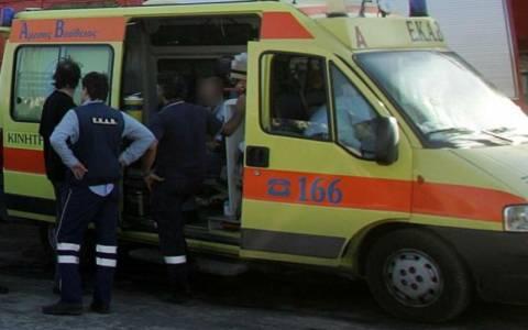 Βόλος: Στο νοσοκομείο μετά από ξυλοδαρμό