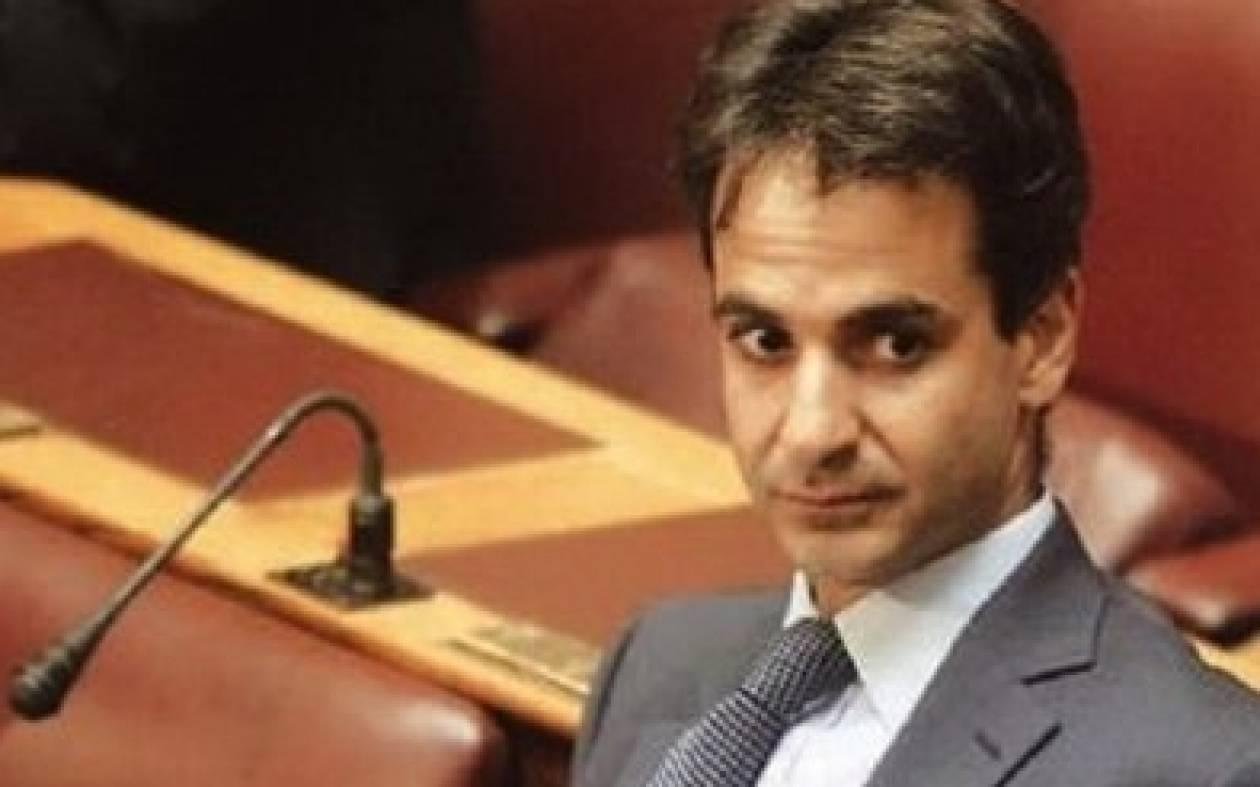 Ερώτηση Μητσοτάκη για την έγκριση από τη Βουλή της συμφωνίας Ελλάδας- δανειστών