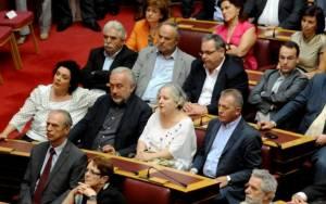Κατατέθηκε από το ΚΚΕ η πρόταση νόμου για την κατάργηση των μνημονίων