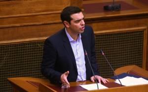 Το tweet του Τσίπρα μετά τη συνεδρίαση της ΚΟ του ΣΥΡΙΖΑ
