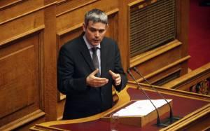Επίθεση ΝΔ σε ΣΥΡΙΖΑ για ιδιωτικοποιήσεις και μετανάστες