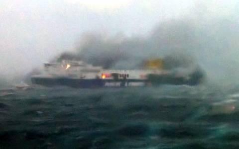 Νόρμαν Ατλάντικ: Πιθανότατα σε Έλληνα ανήκει ένα από τα απανθρακωμένα πτώματα