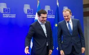 Ικανοποίηση Τουσκ και Γιουνκέρ για τη συμφωνία του Eurogroup