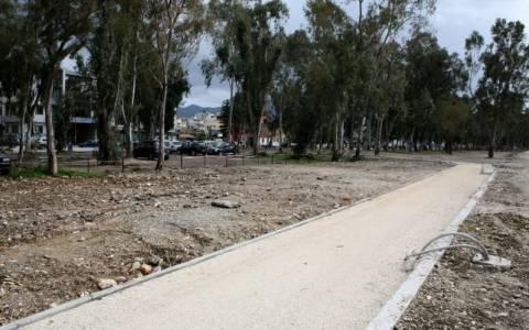 Πάτρα: Συνεχίζονται τα έργα στην παραλιακή ζώνη (Photos)