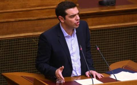 Τσίπρας: Ξηλώνουμε το μνημονιακό καθεστώς από το κρατικό μηχανισμό