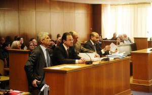Δίκη Παπακωνσταντίνου: Θέμα παραγραφής των αδικημάτων έθεσε ο Αλιβιζάτος