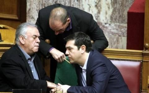 Τα επιχειρήματα της κυβέρνησης αν δεν φέρει τη συμφωνία στη Βουλή