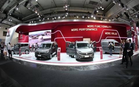 Fiat: Στην Έκθεση Artoza 2015