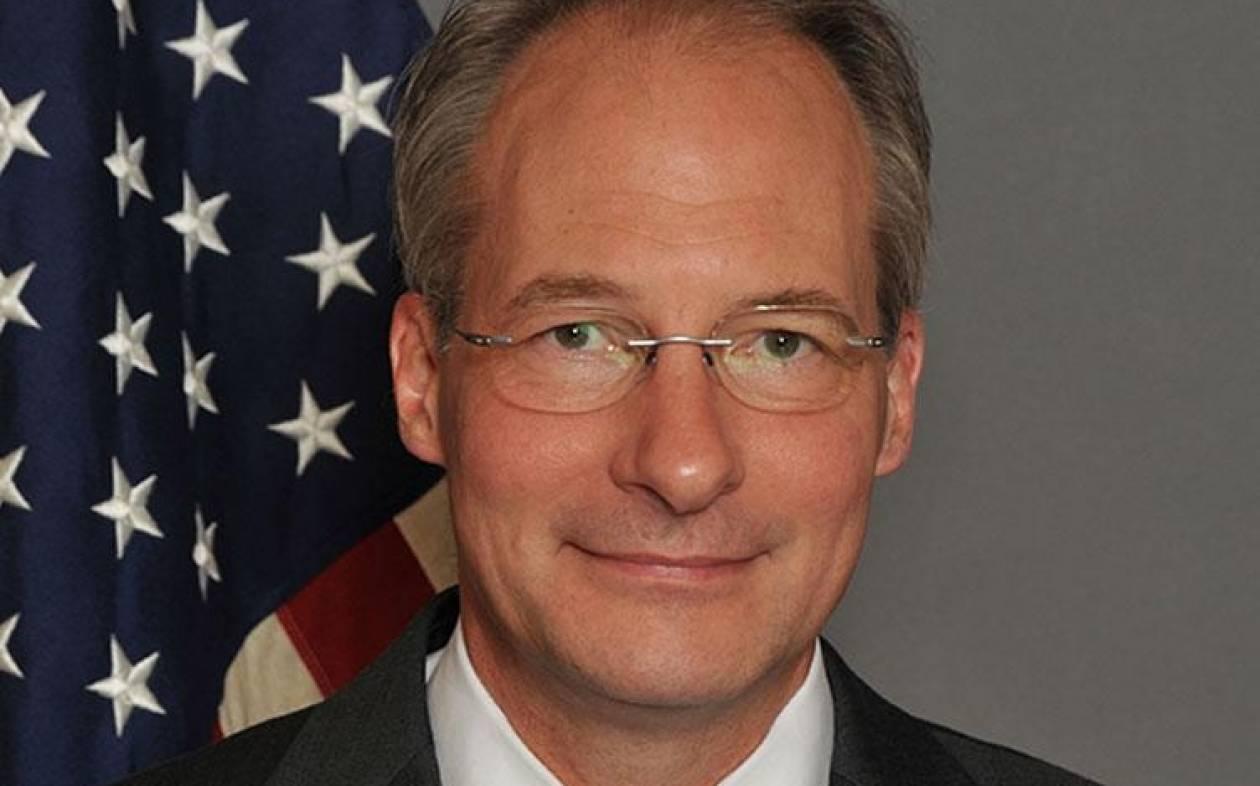 Πρέσβης ΗΠΑ στη Κύπρο: Aπόμακρη η λύση ανάμεσα σε Τ/κ και Ε/κ