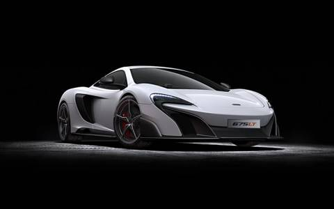 McLaren: Η σκληροπυρηνική 675LT
