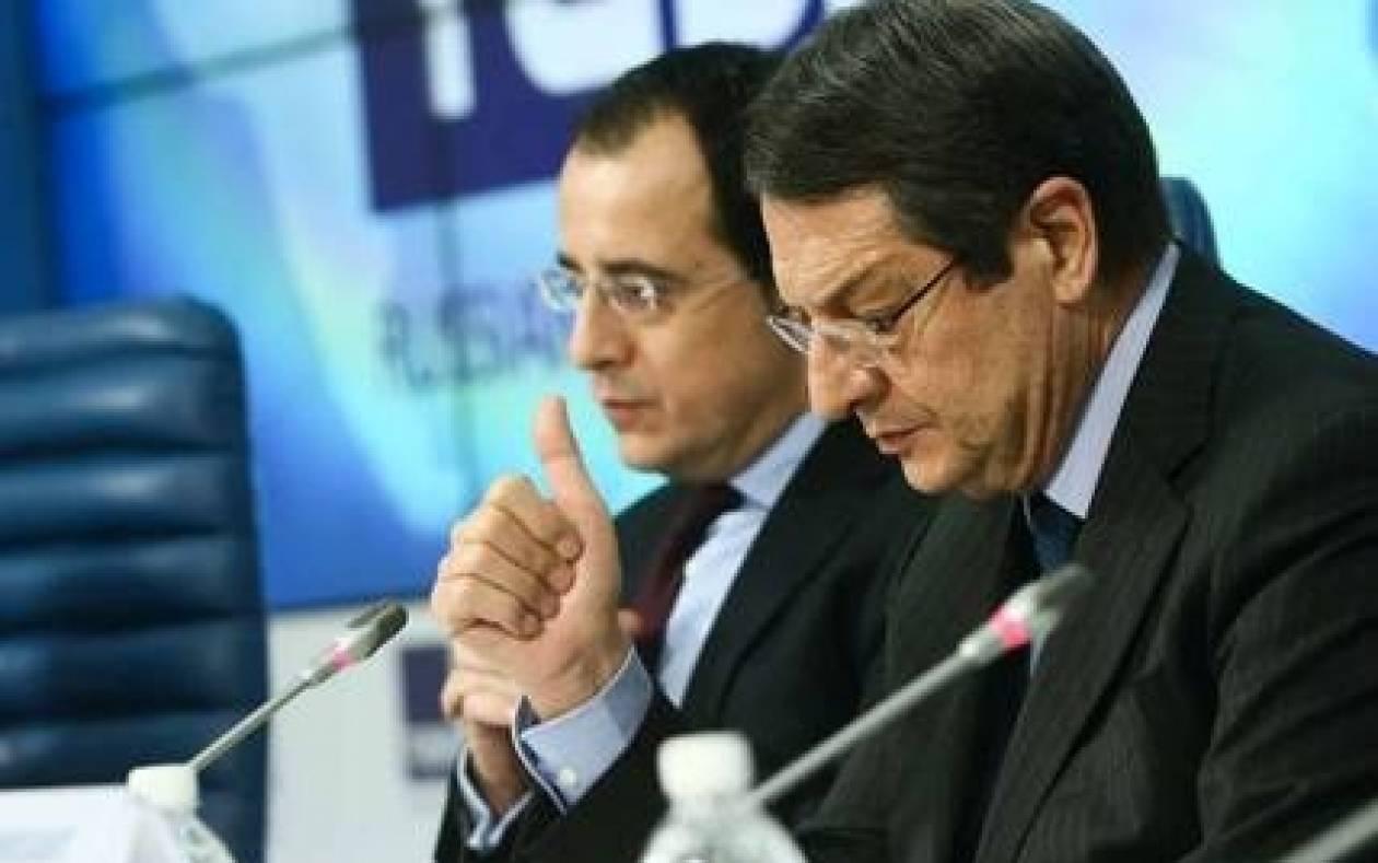 Στην Αγία Πετρούπολη ο Πρόεδρος της Κυπριακής Δημοκρατίας