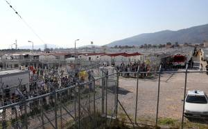 Προκαταρακτική εξέταση για τις συνθήκες κράτησης στην Αμυγδαλέζα