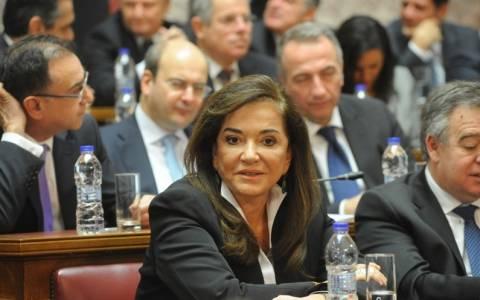 Μπακογιάννη: Η Ελλάδα χρειάζεται μια «υγιή και ισχυρή» κεντροδεξιά
