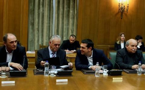 Υπουργικό Συμβούλιο για τα επικείμενα νομοσχέδια