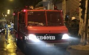 Επεισόδια στα Εξάρχεια: Με εντολή Πανούση δεν υπήρξε εμπλοκή της Αστυνομίας