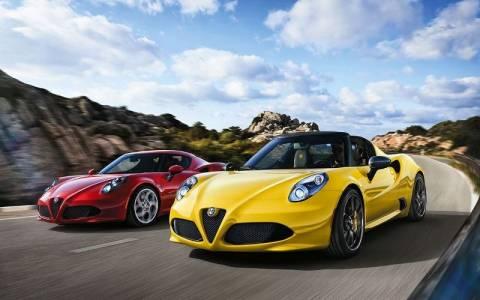 Alfa Romeo: Τι θα δείξει στη Διεθνή Έκθεση Αυτοκινήτου Γενεύης 2015