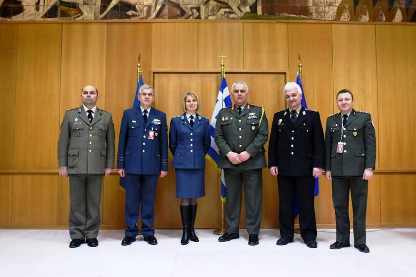 Υπογραφή Στρατιωτικής Συνεργασίας μεταξύ Ελλάδος και της Βουλγαρίας (pics)