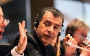 Στ. Θεοδωράκης: Tο Ποτάμι ενδιαφέρει πάρα πολύ τους Ευρωπαίους