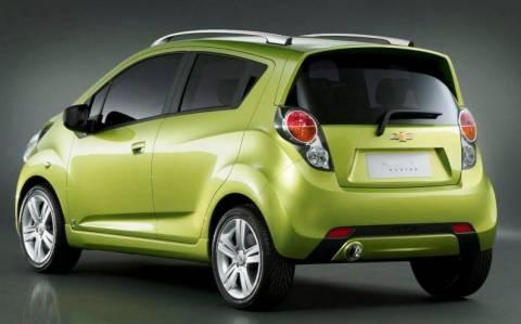 Chevrolet : Ανάκληση Spark