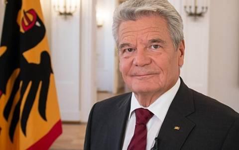Γερμανός Πρόεδρος: Δεν είμαστε ο μπαμπούλας της Ελλάδας