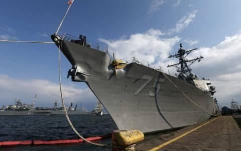 Στον Πειραιά τα πολεμικά πλοία της μόνιμης ναυτικής δύναμης του ΝΑΤΟ