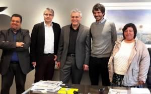 Μήνυμα στήριξης από την Αθήνα στέλνουν οι Ευρωπαίοι Πράσινοι