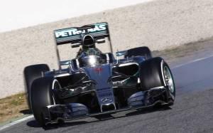F1: Δοκιμές Βαρκελώνη ΙΙ: Mercedes Aποκάλυψη τώρα
