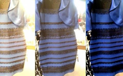 Το φόρεμα που δίχασε το διαδίκτυο: Εσείς τι χρώμα πιστεύετε πως είναι;