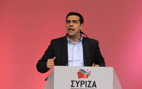 Τσίπρας: Η Ελλάδα έπαψε να είναι παρίας που εκτελεί εντολές