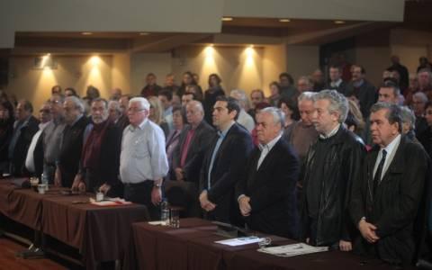 «Θερμή» η συνεδρίαση της Κεντρικής Επιτροπής του ΣΥΡΙΖΑ