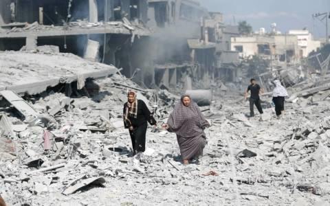 Λωρίδα της Γάζας: Νεκρός Παλαιστίνιος από έκρηξη