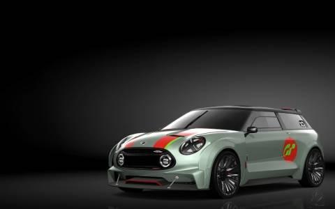 MINI: Πρωταγωνιστεί στο Gran Turismo 6