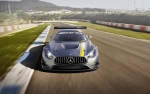 Mercedes AMG GT3: Ένας πολεμιστής στο σαλόνι