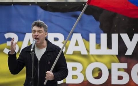 Βίντεο ντοκουμέντο από τη στιγμή της δολοφονίας Νεμτσόφ (video)