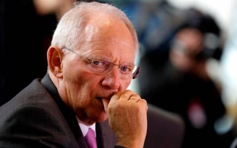 Σόιμπλε: Δεν θα ήθελα να ήμουν στη θέση του Βαρουφάκη
