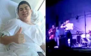 Μεξικό: Πυροβόλησε τραγουδιστή στη σκηνή για μια αφιέρωση! (video)