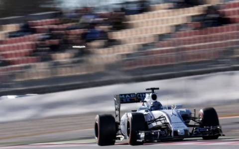 F1: Δοκιμές Βαρκελώνη II: Η Williams ήταν ταχύτερη.Επόμενη στάση Μελβούρνη
