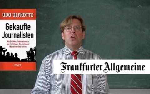 Η «πληρωμένη» γερμανική δημοσιογραφία!