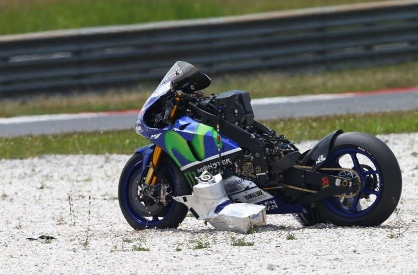 MotoGP: Τι δήλωσαν οι μηχανικοί της Michelin για τις πτώσεις στη Sepang