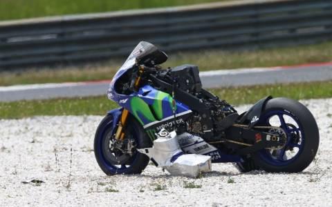 MotoGP: Τι δήλωσαν οι μηχανικοί της Michelin για τις πτώσεις στη Sepang (Photos)