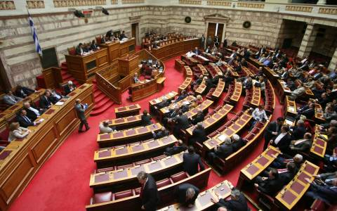 Μέσα στην εβδομάδα τα πρώτα νομοσχέδια στη Βουλή