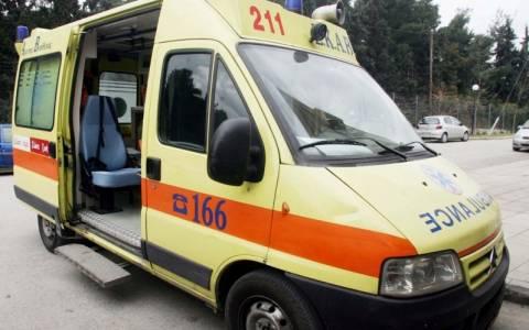 Λάρισα: Αυτοκτόνησε πέφτοντας από τον 7ο όροφο