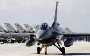 Νέες παραβιάσεις του ελληνικού εναέριου χώρου από τουρκικά αεροσκάφη