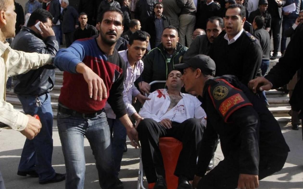 Αίγυπτος: Δύο νεκροί και εννέα τραυματίες από έκρηξη βόμβας